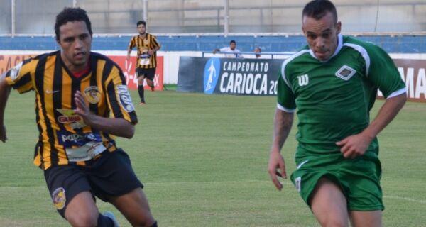 Com Correão de 'reforço', Cabofriense tenta vencer a primeira na Taça Rio