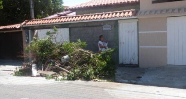 Mais limpa do Brasil? O caminho do entulho em Cabo Frio