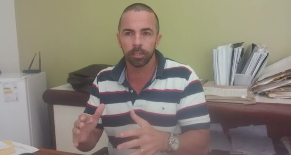 'Por que não investigam a fábrica de invasões ?', questiona Jaílton Nogueira