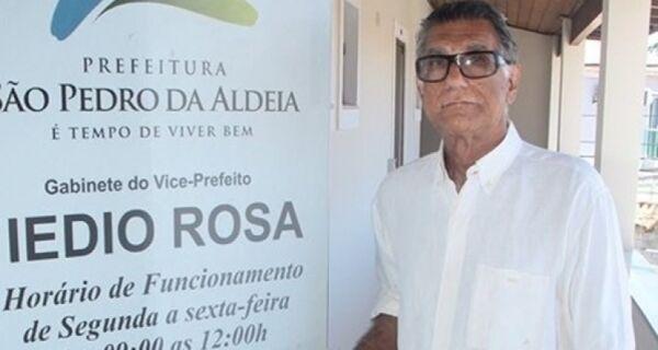 "Iedio Rosa: ""Chumbinho renovou nada"""
