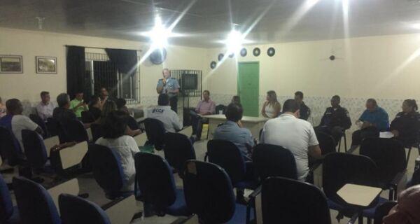 Conselho de Segurança se reúne no Jacaré