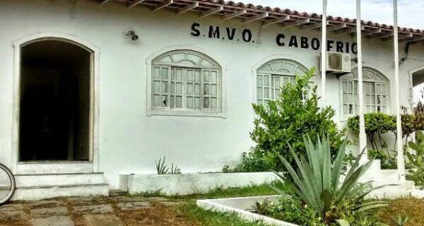 IML de Cabo Frio fechado no feriadão