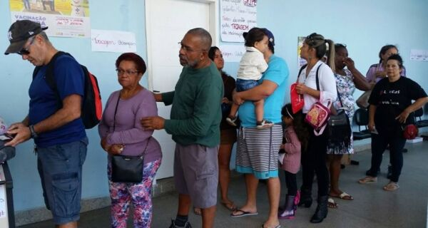 Vacinas esgotadas em Cabo Frio e Arraial