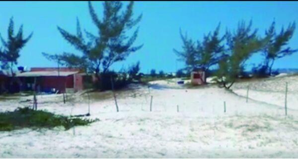 Invasões avançam em Monte Alto, distrito de Arraial