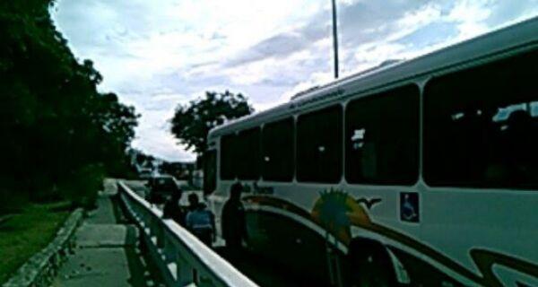 Trânsito na Ponte Feliciano Sodré está liberado