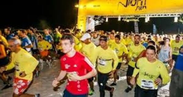 Circuito Night Run Lagos agita velocistas em Arraial do Cabo