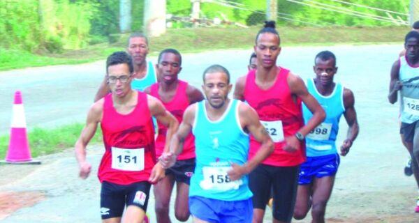 Atleta de Cabo Frio se destaca em corrida de rua na Serra