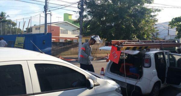 Ampla confirma energia cortada em 23 unidades da prefeitura de Cabo Frio