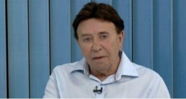 Prefeito Alair Corrêa (PP) deixa estúdio de televisão ao saber que entrevista seria gravada