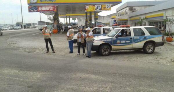 Secretaria de Transporte intensifica fiscalização contra 'lotadas'