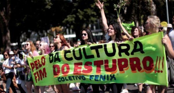 """Cultura do estupro"" é tema de debate na Universidade Veiga de Almeida"