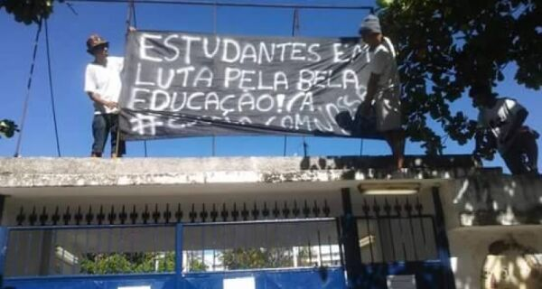 Aulas no colégio estadual Miguel Couto recomeçam nesta quinta (9)