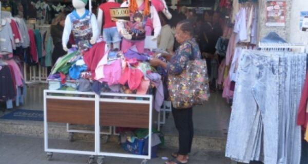Temporada de frio aquece vendas em Cabo Frio
