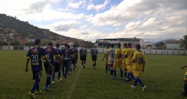 Campeonato de futebol amador da Massambaba começa a engrenar