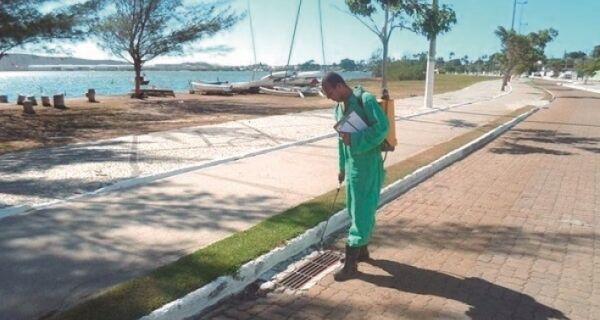 Casos de zika vírus caem a zero na região