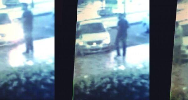 Caso Rayzza: vídeos de câmera de segurança mostram jovem horas antes do crime