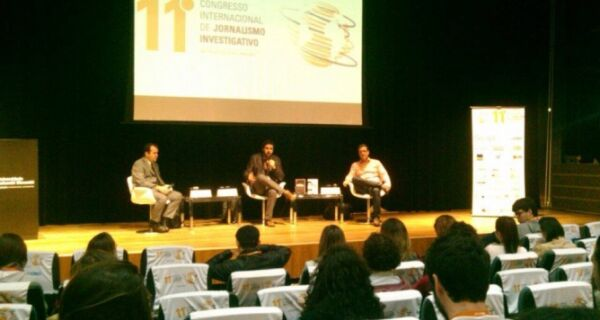 Congresso Internacional de Jornalismo Investigativo discute liberdade de imprensa