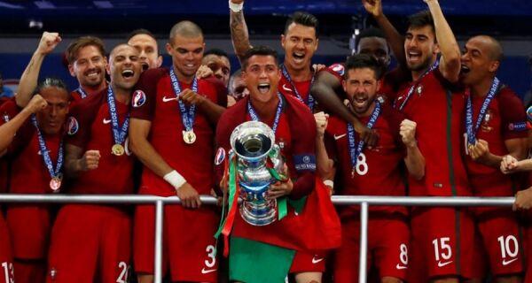 Festa portuguesa por conquista da Eurocopa ecoa em Cabo Frio