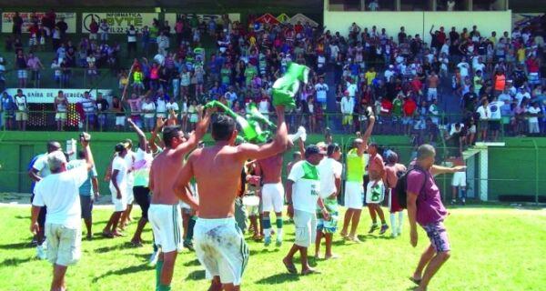 Campeonato de Massambaba tem mais uma rodada