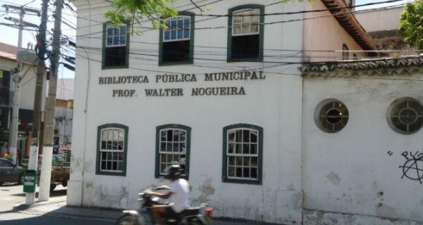 Biblioteca Municipal de Cabo Frio pode ser reformada com recursos privados