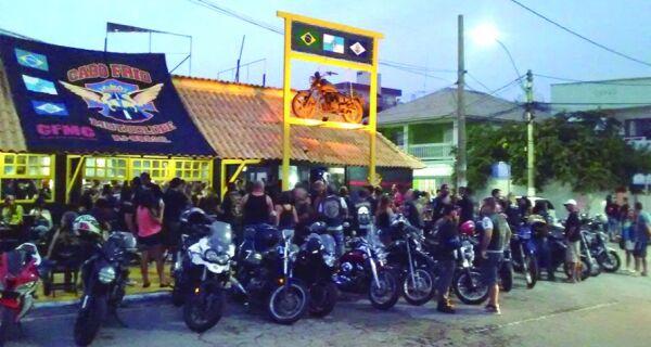 Cabo Frio Motoclube celebra Dia do Motociclista com festa neste sábado (23)