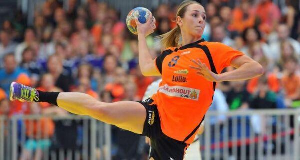 Time de handebol feminino da Holanda enfrenta Brasil em Cabo Frio