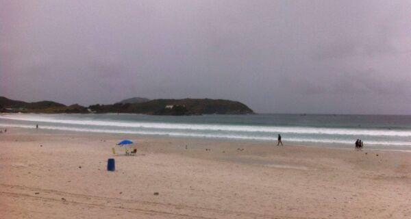 Fim de semana segue nublado e com temperaturas baixas na região