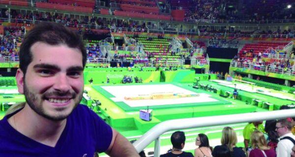 Moradores da região realizam sonho de ver os Jogos 2016