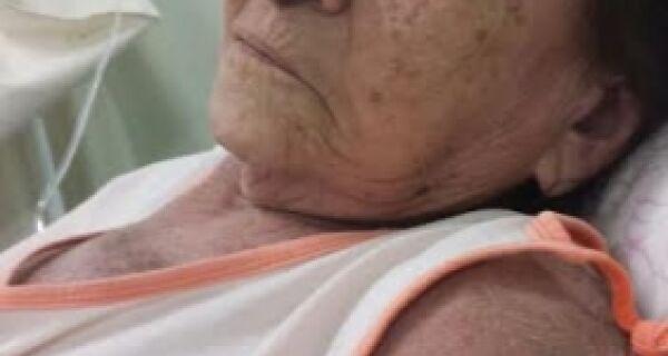 Senhora espera quase dois meses para fazer cirurgia