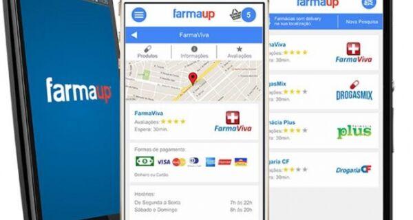 Farmaup lança aplicativos para comprar remédios