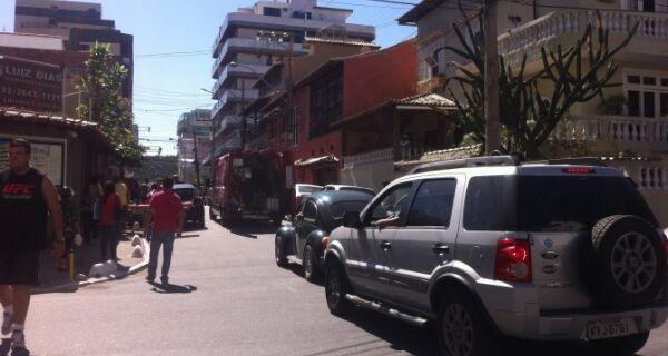 Atropelamento na Francisco Mendes congestiona ruas do centro