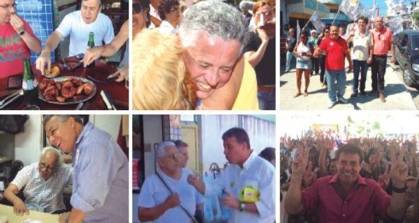 Campanha eleitoral em Cabo Frio finalmente engrena