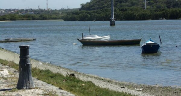 Ladrões roubam postes do Portinho