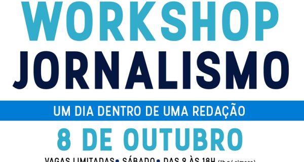 Folha promove Workshop para estudantes de Comunicação Social