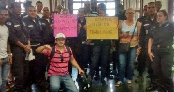 Após protesto, salários da Guarda Municipal devem sair hoje