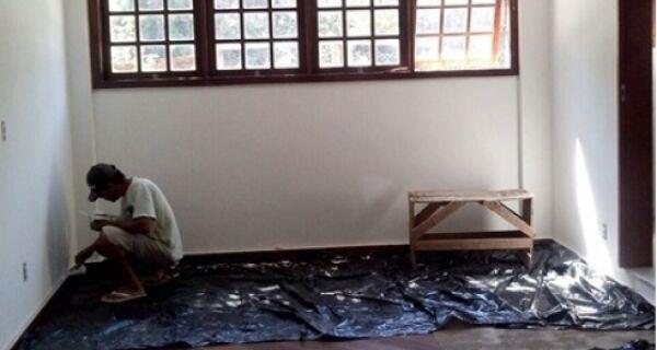 Reforma do Dormitório das Garças está na fase final