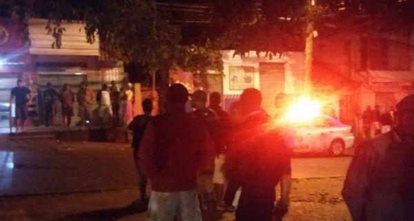 Três são baleados e dois morrem no Cruzeiro da Rasa, em Búzios