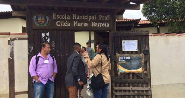 Em Cabo Frio, o número de urnas com defeito chega a 20