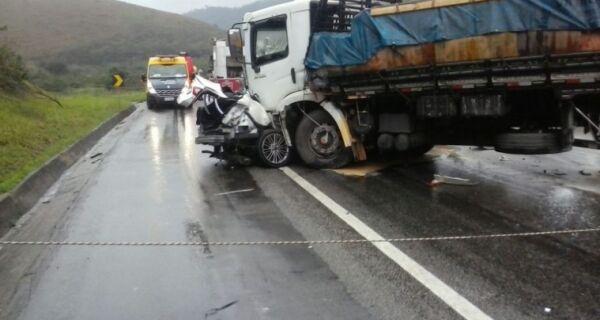 Vítima de acidente na BR-101 é de Cabo Frio