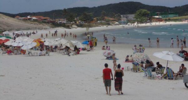 Capitania dos Portos tem alerta de ressaca para Cabo Frio