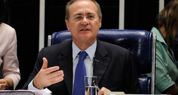 Renan diz que Senado vota PEC de gastos até o fim do ano