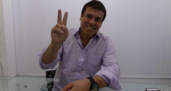 Marquinho afirma que não teme recursos no TSE: ''Preocupação zero