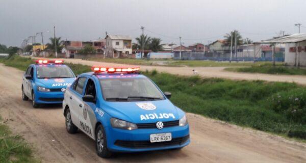 Homem sofre atentado em Araruama