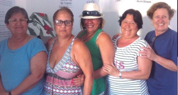 Cooperativa de Mulheres Nativas finca bandeira na pesca de Arraial