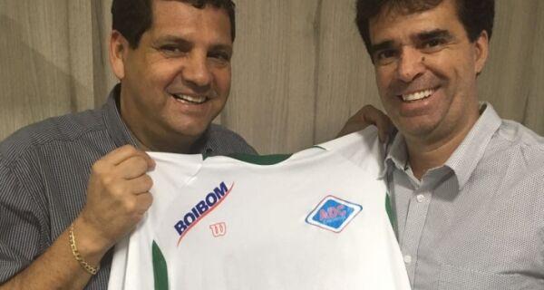Cabofriense anuncia Lopes Junior como treinador para 2017