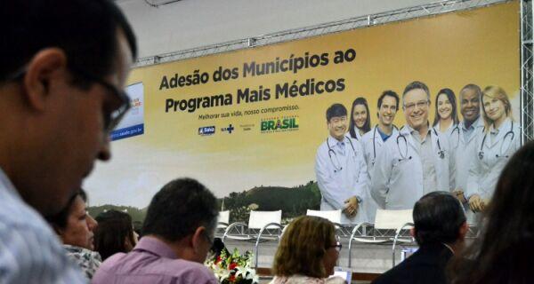 Mil vagas são abertas para o 'Mais Médicos'
