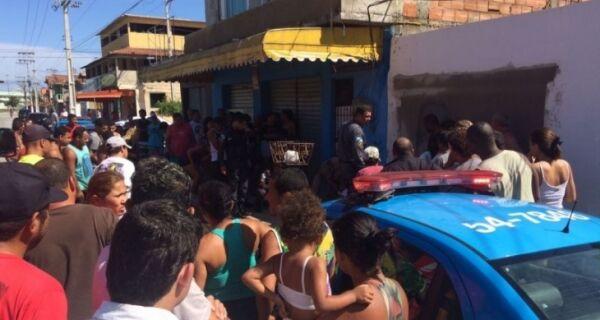 Homem é assassinado em plena luz do dia em Cabo Frio