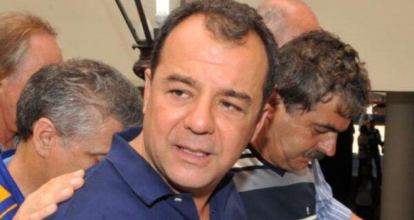 Ex-governador Cabral é preso pela Polícia Federal