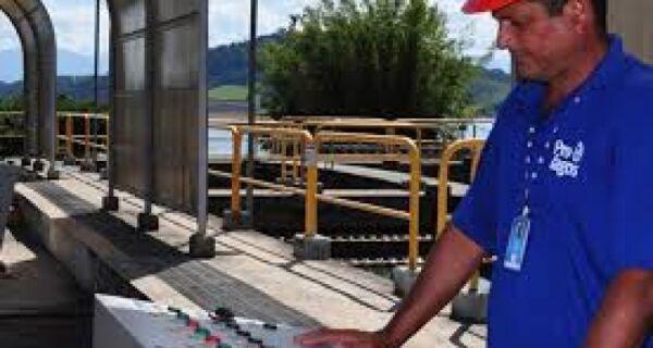 Prolagos realiza manutenção programada na rede de abastecimento de água