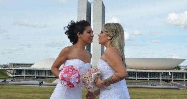 Casamentos gays crescem mais do que entre homem e mulher